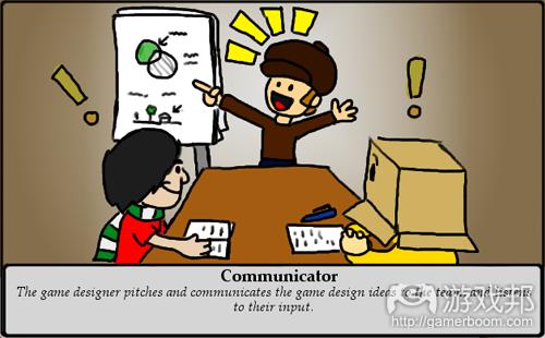 游戏设计师的职责与定位解构